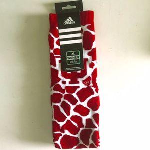 IU Indiana University Knee Socks